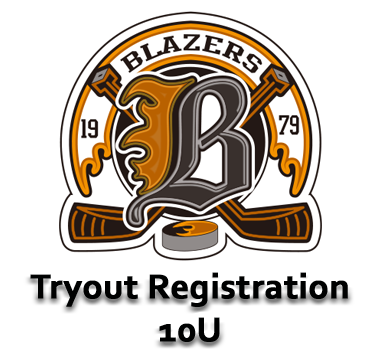 Blazers Tryout Register Online 10U Square.png
