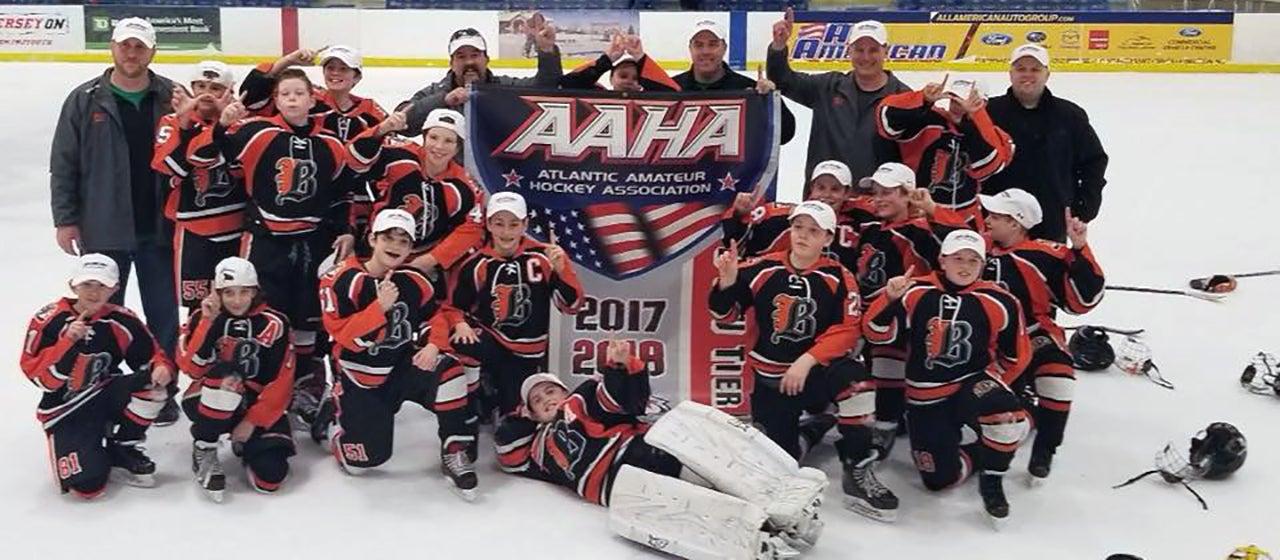 Blazers Hockey Club Flyers Skate Zone