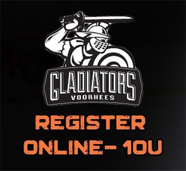 Voorhees Gladiators Spring Register Online 10U Square.jpg