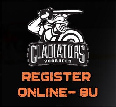 Voorhees Gladiators Spring Register Online 8U Square.jpg